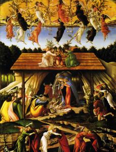 Mystical NativitySandro Botticelli, c.1500
